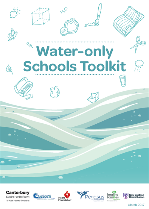Water and Milk Only Toolkit Cover